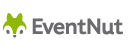 eventnut logo low-fee event ticketing